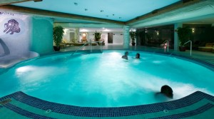 Pool at the Hotel Daniya, Dénia