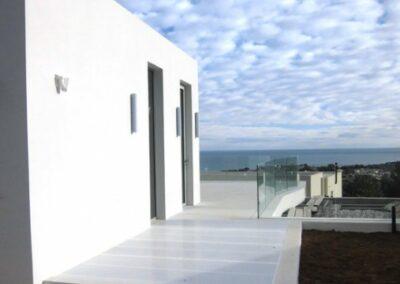 Chalet con piscina en Dénia: El Montgó
